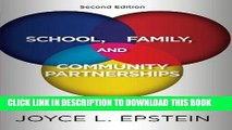 Ebook School, Family, and Community Partnerships: Preparing Educators and Improving Schools Free
