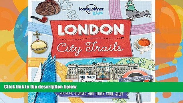 Best Buy PDF  City Trails - London (Lonely Planet Kids)  READ ONLINE