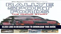 Read Now Rallye Sport Fords: The inside story PDF Online