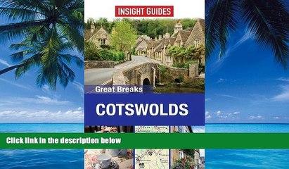 Best Buy Deals  Cotswolds (Great Breaks)  READ ONLINE