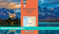 Best Buy Deals  Michelin Wales/West Country/Midlands, Great Britain Map No. 403 (Michelin Maps