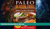 READ BOOK  Paleo Gluten Free Slow Cooker Recipes: Against All Grains (Paleo Recipes Book 4) FULL