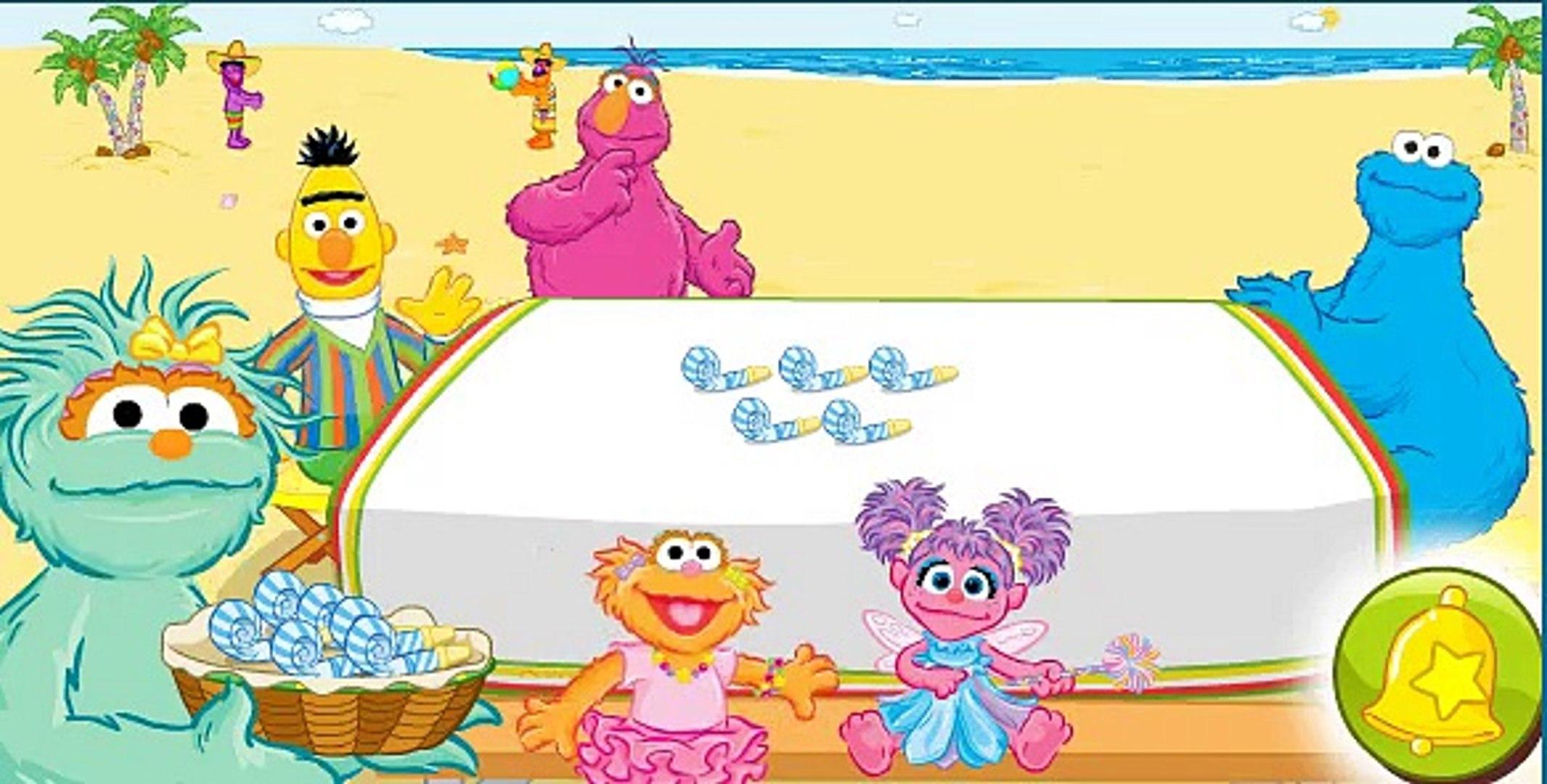 Sesame Street Rositas Fiesta Cartoon Animation Pbs Kids Dailymotion Video
