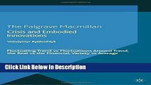 [PDF] Crisis And Embodied Innovations: Fluctuating Trend vs Fluctuations Around Trend, the Real vs