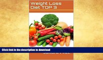 READ  Weight Loss Diet TOP 3: Great diets for losing weight fast in a healthy way (Paleo Diet,