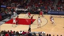 Dwyane Wade's Quick Steal | Bulls vs Blazers | November 15, 2016 | 2016-17 NBA Season