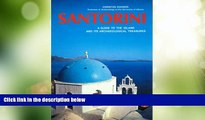 Deals in Books  Santorini: A Guide to the Island and its Archaeological Treasures (Ekdotike