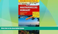 Deals in Books  Hungary Marco Polo Map (Marco Polo Maps) by Marco Polo Travel Publishing