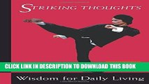 [PDF] Bruce Lee Striking Thoughts: Bruce Lee s Wisdom for Daily Living (Bruce Lee Library) [Online