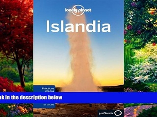 Best Buy Deals Lonely Planet Islandia (Travel Guide) (Spanish Edition) BOOOK ONLINE | Godialy.com