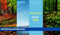 Big Deals  Reykjavik Travel Guide(Iceland Travel Guide): A CherryTree Style Travel Guide  BOOK