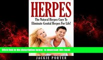PDF] Herpes: Herpes Cure: The Natural Herpes Cure Method To