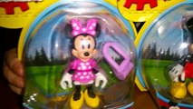 Kids euro show серия 1 Мики и Минни Маус игрушки игры для девочек MINNIE MOUSE DISNEY and TOYS