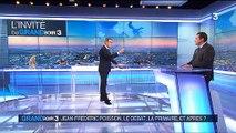 En pleine interview sur France 3, Jean-Frédéric Poisson quitte le plateau pour protester contre son traitement par Franc