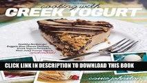 Ebook Cooking with Greek Yogurt: Healthy Recipes for Buffalo Blue Cheese Chicken, Greek Yogurt