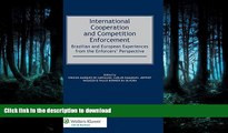 READ BOOK  International Cooperation and Competition Enforcement: Brazilian and European