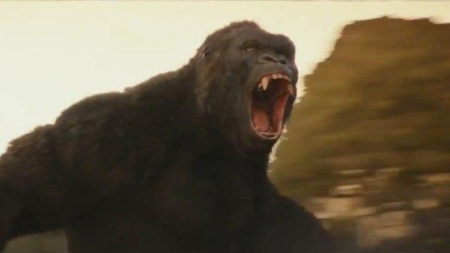 Kong: A Ilha da Caveira (Kong: Skull Island, 2017) - Trailer Oficial #2 [HD]