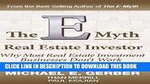[PDF] FREE The E-Myth Real Estate Investor [Download] Online