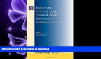 EBOOK ONLINE  European Competition Law Annual 2005: The Interaction between Competition Law and