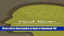 PDF Mind Power: Thought Techniques for High-Powered Trading PDF Free