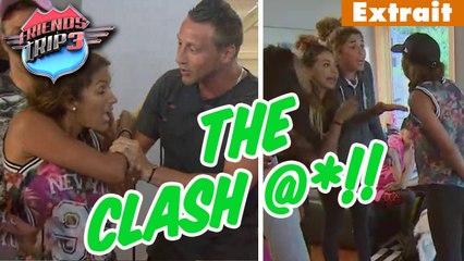 Friends Trip 3 - Coralie vs Wafa, le clash inévitable !  #épisode 18
