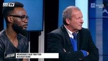 Vestiaire - Pascal Chimbonda imite la danse de Zidane après la victoire contre le Brésil en 2006