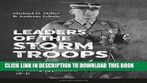 [PDF] FREE Leaders of the Storm Troops. Volume 1: Oberster SA-Führer, SA-Stabschef and