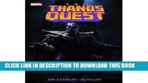 """[PDF] FREE The Thanos Quest """"Collecting Thanos Quest (1990) #1-2"""" [Read] Online"""