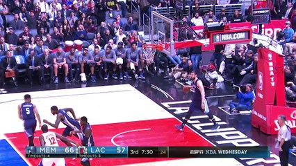 Memphis Grizzlies vs LA Clippers | Full Highlights | November 16, 2016 | 16-17 NBA Season