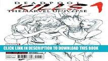 [PDF] FREE Deadpool Kills Marvel Universe #1 (2nd Printing) Variant J. Scott Campbell Sketch Cover