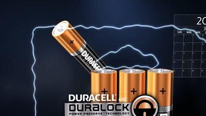 Duracell - Duralock