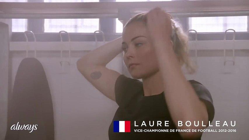 Always #CommeUneFille - Rien ne t'arrête avec Laure Boulleau