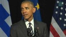 Barack Obama est comme tout le monde: il galère avec les noms compliqués