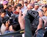 Demonetisation- Arvind Kejriwal, Mamata Banerjee protest outside RBI office