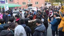 Corée-Sud: silence le temps des examens d'entrée à l'université