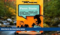 Enjoyed Read Penn State: Off the Record (College Prowler) (College Prowler: Penn State Off the