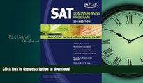 FAVORITE BOOK  Kaplan SAT 2009 Comprehensive Program FULL ONLINE