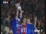 PSG-STRASBOURG 94-95, Finale CDF victoire PSG
