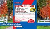 Fresh eBook English Power Pack (Regents Power Packs)