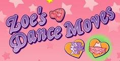 ♡Sesame Street Zoes Dance Moves♡Улица Сезам мультик для детей