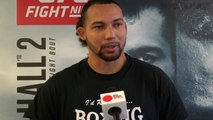 With boxing background, UFC Fight Night 99's Justin Ledet believes MMA fighters don't use hands right