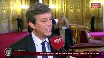 """David Assouline :  """"Le Sénat n'est pas la chambre des retraités de l'Assemblée nationale"""""""