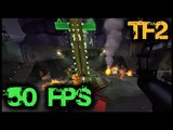 Team Fortress 2 1080p 50 FPS Max Settings Gameplay Test