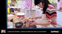 Le Meilleur Pâtissier : L'épreuve de Mercotte vire à la catastrophe pour les candidats (Vidéo)