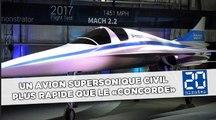 Un avion supersonique civil plus rapide que le «Concorde»