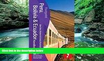 Buy NOW Ben Box Peru, Bolivia   Ecuador Handbook, 3rd: Travel guide to Peru, Bolivia   Ecuador