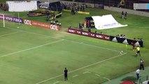 QUASE GOLAÇO: Diego Souza quase marca golaço de voleio para o Sport contra o Cruzeiro