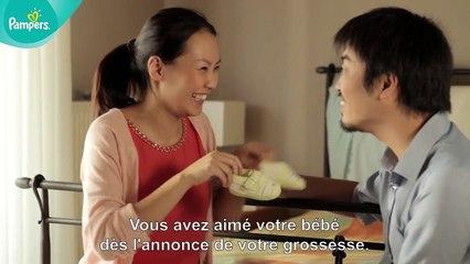 Pampers® - Votre grossesse #8 – La communication pendant la grossesse