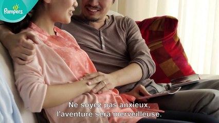Pampers® - Votre grossesse #10 – Les moments forts de votre aventure