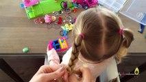 Braids - 5 Easy Back-To-School Braid Hairstyles for Toddler Girls! How To Braid Hair-Princess Braid